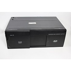 (R3D형) 현대기아차 8매 오디오 CD체인져 HAC-800(96110-H1300)  중고