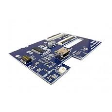 (D4H11형) 더뉴 쏘렌토 7인치 군 인터페이스 CVI-600T-5G
